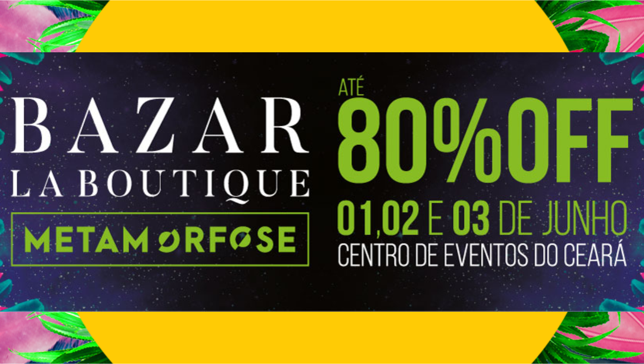 BAZAR LA BOUTIQUE 2017-2