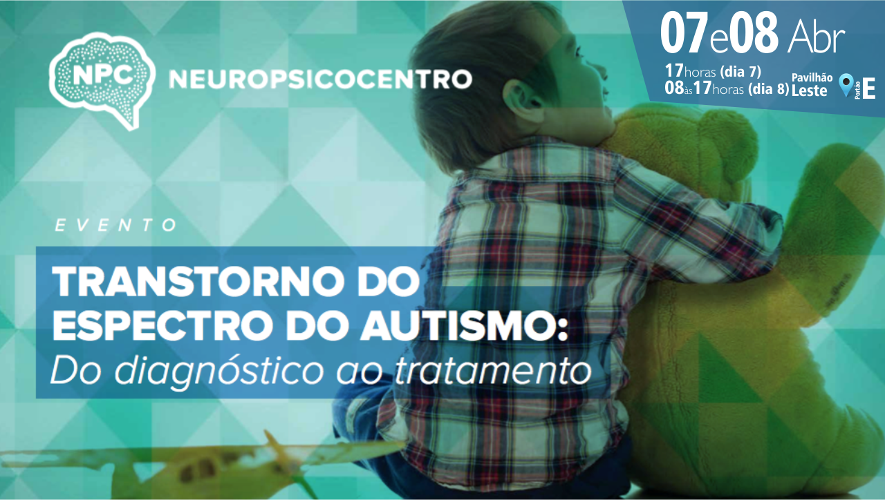 TRANSTORNO DO ESPECTRO DO AUTISMO