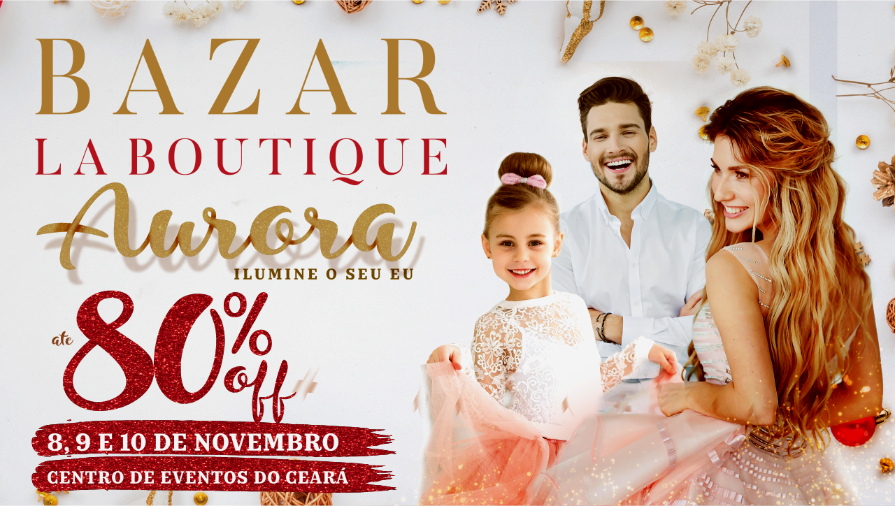 BAZAR LA BOUTIQUE 2018