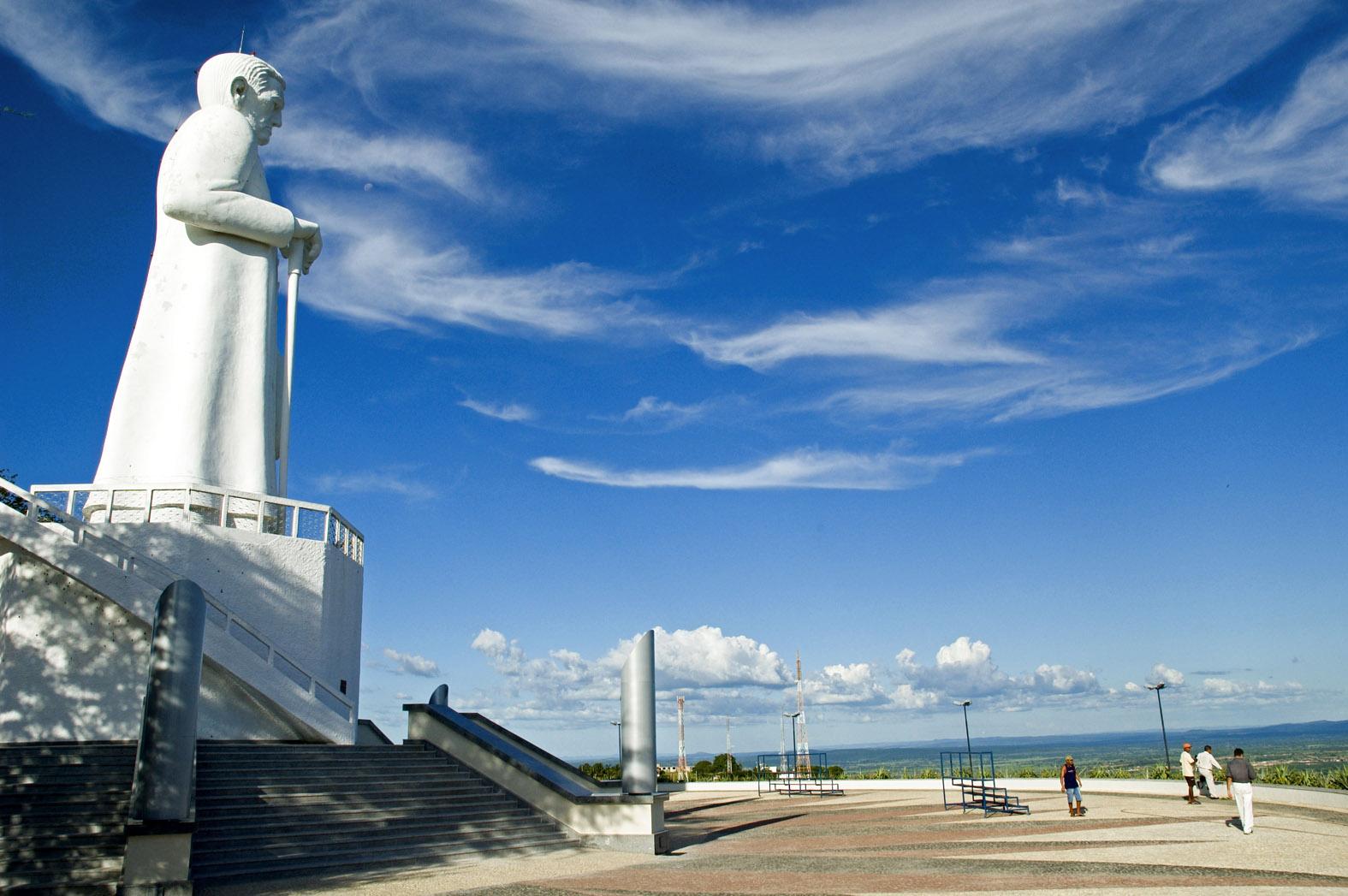 Estatua Pe Cicero - Juzeiro do Norte