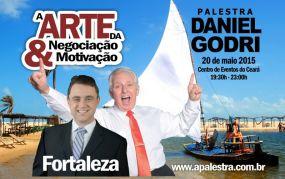 Palestra Daniel Godri Centro De Eventos Do Ceará